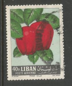 LEBANON C363 VFU FRUITS J1049-1