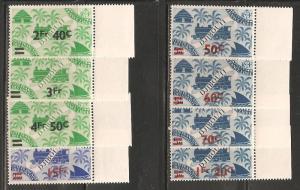 Somali Coast SC 240-7 MNH