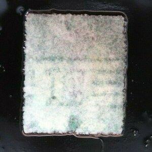 Grenada sc#1 or #3 1p unknown watermark letter E margin printer name? EFO green