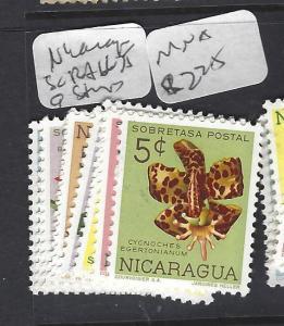 NICARAGUA  (P1509B)  SC RA66-75   MNH
