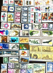 U.S. #MINT/Used Collection of Stamps, Mixed Condition
