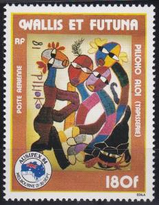 Wallis and Futuna C136 MNH (1984)