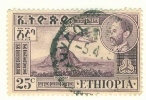 A2-0031 ETHIOPIA C25 USED BIN $.50