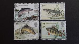 Great Britain 1983 River Fish Mint