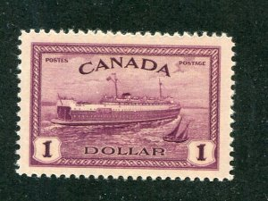 Canada #273   Mint NH   VF- Lakeshore Philatelics