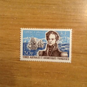 French Southern & Antarctic Territory Sc 30 NH
