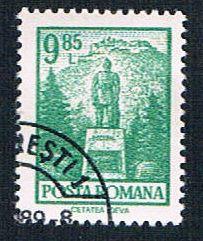 Romania 2366 Used Monument Cetatea 1972 (BP28430)