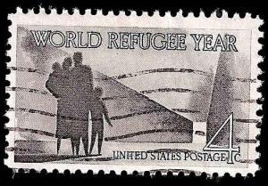 # 1149 USED WORLD REFUGEE YEAR