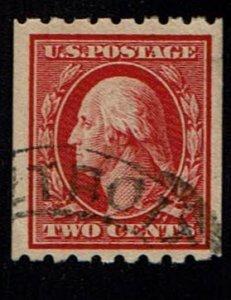 Scott #391 VF-used. SCV - $50.00