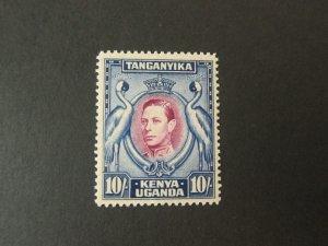 Kenya Uganda Tanganyika 1941 Sc 84b Bird MNH