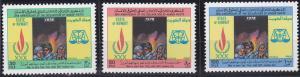 Kuwait 769-771 MNH (1978)