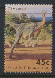 Australia SG 1425 Used  - Prehistoric Animals
