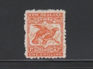 New Zealand Scott # 118a F-VF mint hinged nice color cv $ 95 ! see pic !