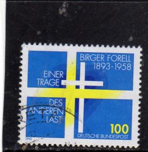 Germany  1993 Birger Forell used