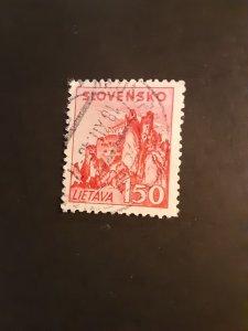 ^Slovakia #59                Used