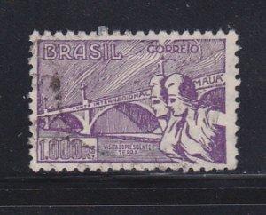 Brazil 401 U Bridge