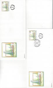 United Nations U9a Postal Stationery,  Mint & No Cachet FDC