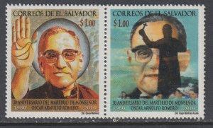 El Salvador 1701 MNH VF