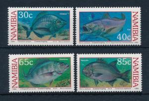 [40614] Namibia 1994 Marine Life Fish MNH