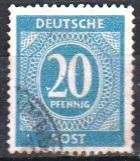 Mi:924 a;1946;used:Cat € 0.50