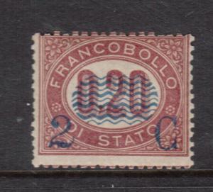 Italy #39 Mint