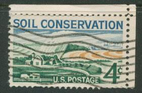 USA   SG  1132 FU Top & Right Corner margin