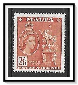 Malta #259 Monument Of Nicolas Cottoner MH