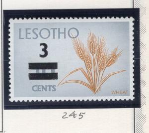 Lesotho MNH Scott Cat. # 245
