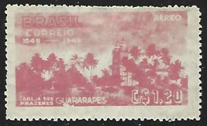 Brazil #C74 Mint Hinged Single Stamp