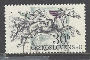 Czechoslovakia Sc # 2204 used (DDT)
