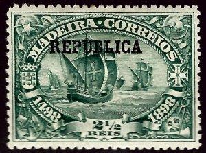 Portugal  SC#199 Mint F-VF hr SCV$11.50...Worth a Close Look!