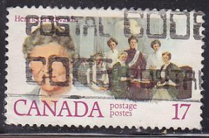 Canada 882 Hennrietta Edwards 1981