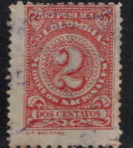 Colombia Scott 327 used