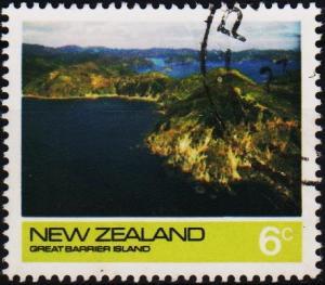 New Zealand. 1974 6c S.G.1061 Fine Used