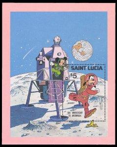 St. Lucia 1980 Scott #500 Mint Never Hinged