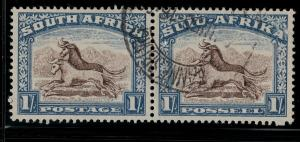 South Africa 1927-1928 SC 29 Used SCV $60.00