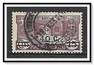 Portugal #544 St Anthony Issue Overprinted Used