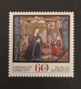 Germany  1979 #B569 MNH, SCV $.90