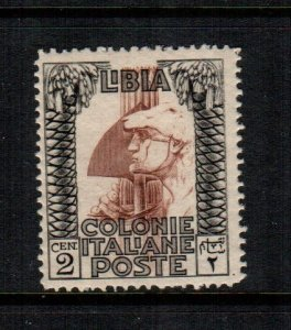 Libya  48 MNH cat $ 6.75 italian libia 111