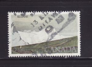 Canada 727 U Kluane National Park (E)
