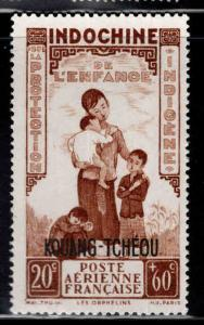 French office in Kwangchowan Scott CB2 MNH** stamp