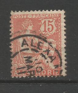 FRANCE OFFICE ABROAD ALEXANDRIA 22a VFU Z6498-1