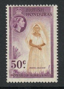 British Honduras Sc 152, MLH