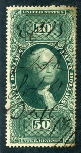 R101c - $50- Internal Revenue - Green - perf - used - ms cancel