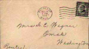 United States, 1922 Fourth Bureaus, Washington
