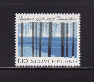 Finland 620 Set MNH View of Tampere
