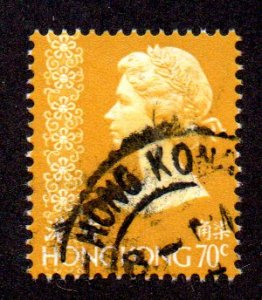 HONG KONG 321 USED BIN $.35 ROYALTY