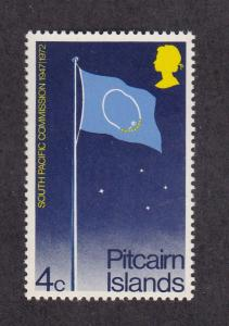 Pitcairn Islands 123, F-VF, MNH
