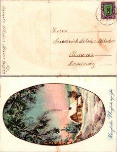 Switzerland, Picture Postcards