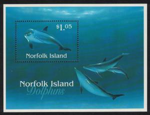 Norfolk Dolphins MS SG#MS642 SC#623